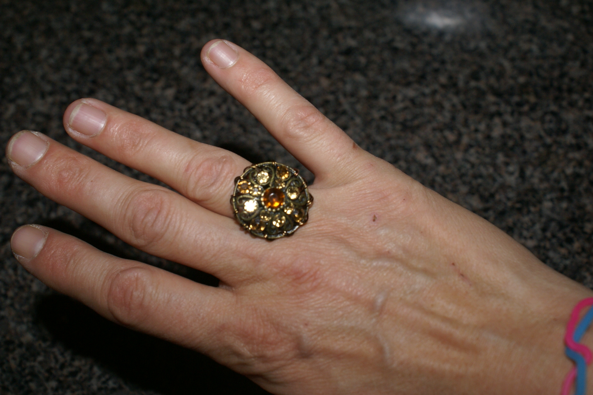 You are currently viewing Photo of the Day: My ring from Niko