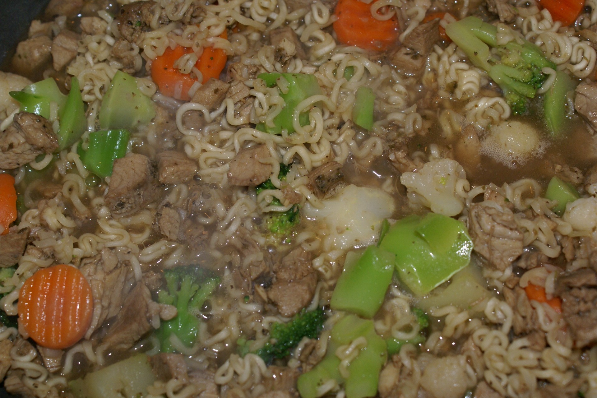 You are currently viewing What's on the Menu – Pork Lo-Mein