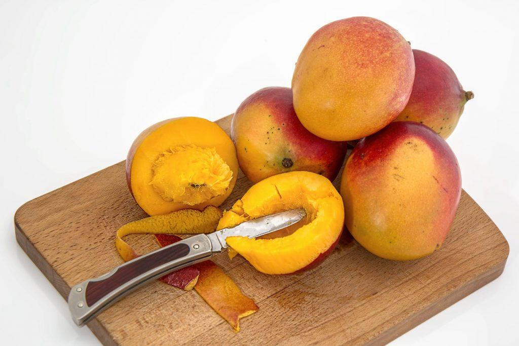 What's on the Menu – Mango Pork Chops
