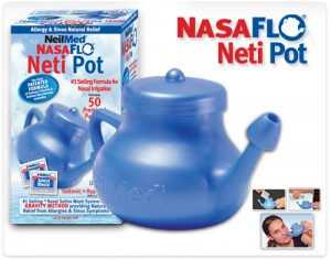 My Free Samples: NETIPOT & APHA items