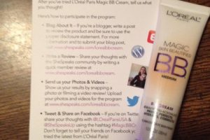 Review L'Oréal Paris Magic Skin Beautifier BB Cream