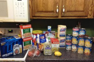 Bilo Shopping Trip 9/13/14 – Soup is on!