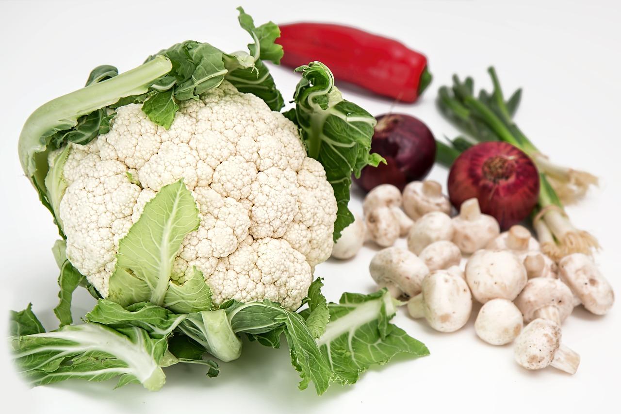 Roasted Garlic Cauliflower Soup Recipe