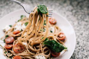 What's on the Menu – Sausage Spaghetti